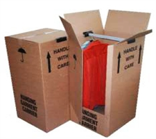 Wardrobe Garment Boxes