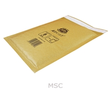 Jiffy Gold Bubble Envelopes