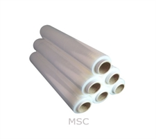 Clear Shrink Wrap 400mm x 200m 17mu