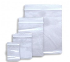 Grip Seal Bags-Plain
