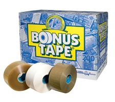 Bonus Extra Length Tapes