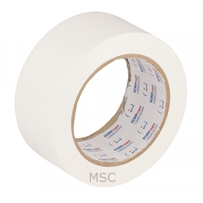 36 x White Vinyl Tape 48mm x 66M