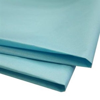 Baby blue  Acid Free Tissue Paper 500mm x 750mm (100 Per Pack)