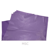 Purple Acid Free Tissue Paper 500mm x 750mm (100 Per Pack)