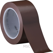 36 x Brown Vinyl Tape 48mm x 66M
