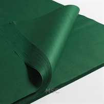 Green Acid Free Tissue Paper 500mm x 750mm (100 Per Pack)
