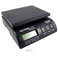 Digital 34kg 75lb Parcel Letter Postal Ultraship Weighing Scales