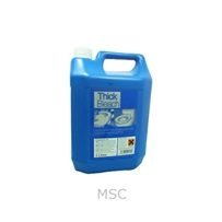 4 x 5 Litre Bottles of Professional Industrial Cleaning Bleach