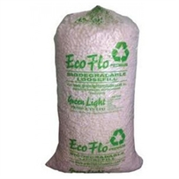 30 Cubic Foot ECOFLO Biodegradable Loose Void Fill