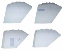229x162mmWith WIndow ( 100Pcs per pack )
