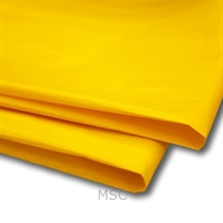 Yellow Acid Free Tissue Paper 500mm x 750mm (100 Per Pack)