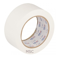 White Coloured Packing Tape 50mm x 66m