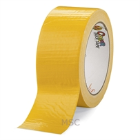 Yellow Coloured Packing Tape 50mm x 66m