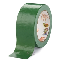 Green Coloured Packing Tape 50mm x 66m