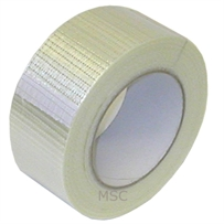 Crossweave Reinforced Tape 50mm x 50m x 6rolls